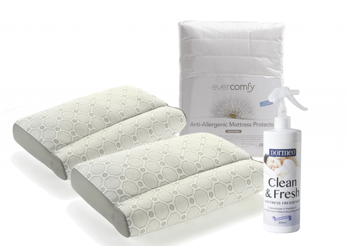 Octasense Pillow Pair Bundle Bedding