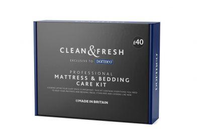 Clean & Fresh Mattress & Bedding Care Kit
