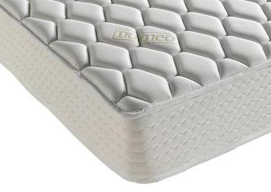 Dormeo Aloe Vera Deluxe Memory Foam Mattress, Small Double