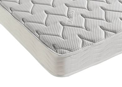 Dormeo Silver Memory Foam Mattress, Super King
