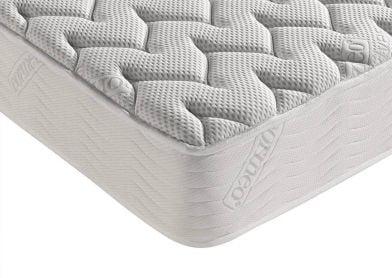 Dormeo Silver Plus Memory Foam Mattress, Super King