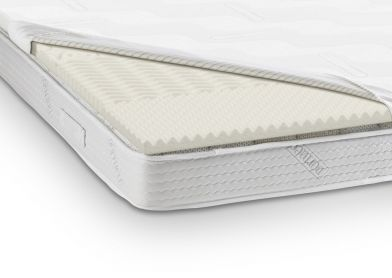 Dormeo Fresh Zoned Mattress Topper