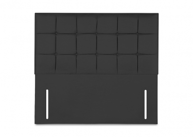 Loire Headboard, Super King, Midnight Black