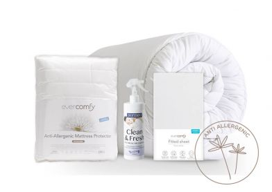 New Mattress Bedding Bundle