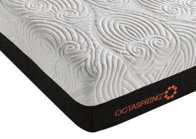 Octaspring Levanto Memory Foam Mattress, Super King