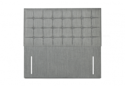 Venice Headboard, Double, Cayenne Grey