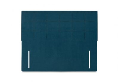 Castello Headboard, Single, Velvet Teal