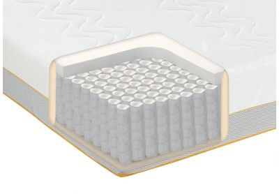 Dormeo Options Hybrid Plus Mattress, Double
