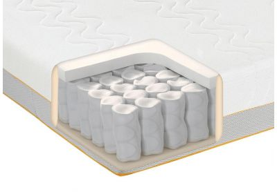 Dormeo Options Hybrid Mattress