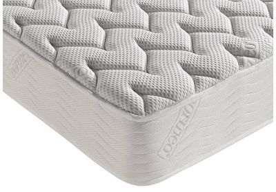 Dormeo Silver Deluxe Memory Foam Mattress, Super King