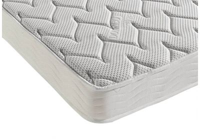 Dormeo Silver Memory Foam Mattress, Double
