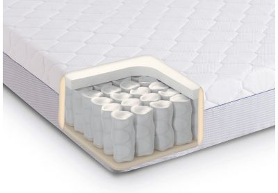 Dormeo Wellsleep Hybrid Mattress, Double