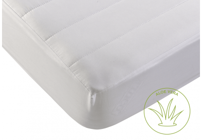 Evercomfy Aloe Vera Mattress Protector, Double