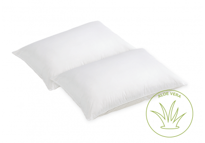 Evercomfy Aloe Vera Pillows (Pair)
