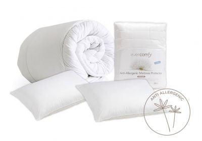 Evercomfy Anti-Allergy Bedding Bundle