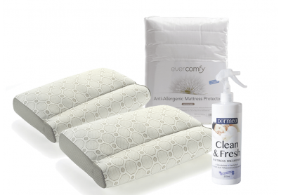 Octasense Pillow Pair Bundle, Super King