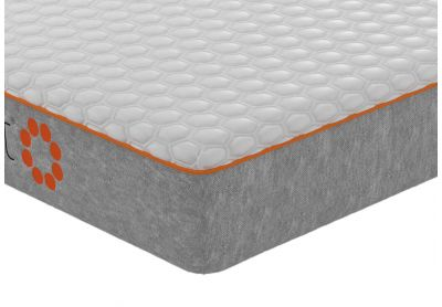 Octasmart Deluxe Memory Foam Mattress, Single