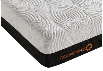 Octaspring Levanto Memory Foam Mattress, Super King