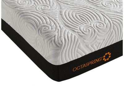 Octaspring Mistral Memory Foam Mattress, Double