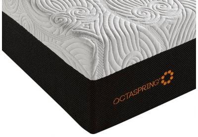 Octaspring Sirocco Memory Foam Mattress, Super King