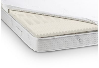 Dormeo Renew Zoned Mattress Topper, Super King