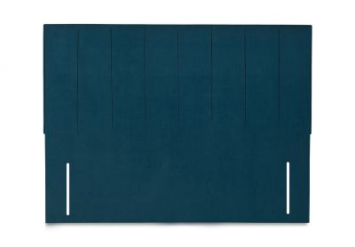 Roma Headboard, Single, Velvet Teal