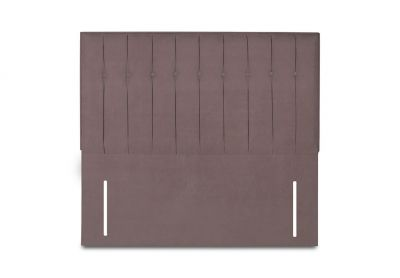 Vibrance Headboard, Single, Velvet Blush