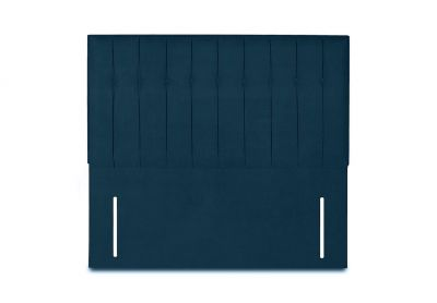 Vibrance Headboard, Single, Velvet Teal