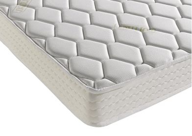 Dormeo Aloe Vera Memory Foam Mattress, Single