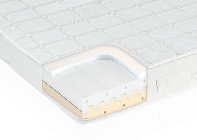 Dormeo Duo Feel Memory Foam Mattress, Single