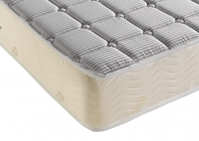 Dormeo Memory Deluxe Memory Foam Mattress, Single