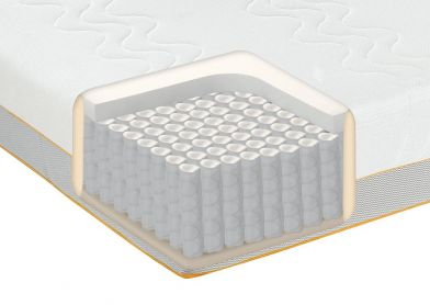 Dormeo Options Hybrid Plus Mattress, Single
