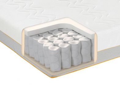 Dormeo Options Hybrid Mattress, Single