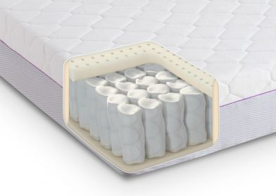 Dormeo Select Hybrid Latex Mattress, Single