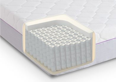Dormeo Select Hybrid Plus Mattress, Single