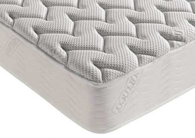 Dormeo Silver Deluxe Memory Foam Mattress, Single