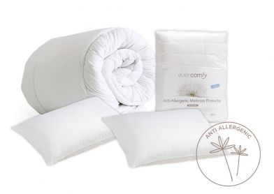 Evercomfy Anti-Allergy Bedding Bundle
