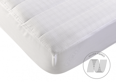 Evercomfy Silver Mattress Protector