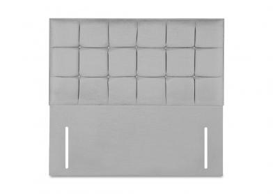 Loire Headboard, Single, Silver Mist