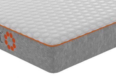 Octasmart Deluxe Memory Foam Mattress, Double