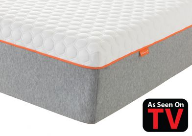 Octasmart Plus Memory Foam Mattress, Single