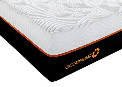 Octaspring HYBRID Mattress, Single