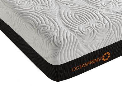 Octaspring Mistral Memory Foam Mattress, Double