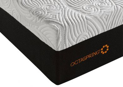 Octaspring Sirocco Memory Foam Mattress, King