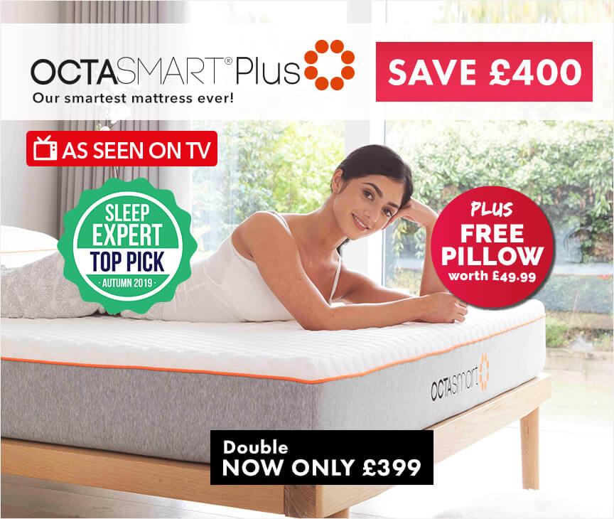 Octasmart Plus Memory Foam Mattress Sale
