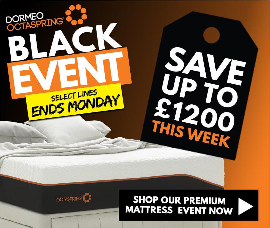 Octaspring Mattress Black Sale