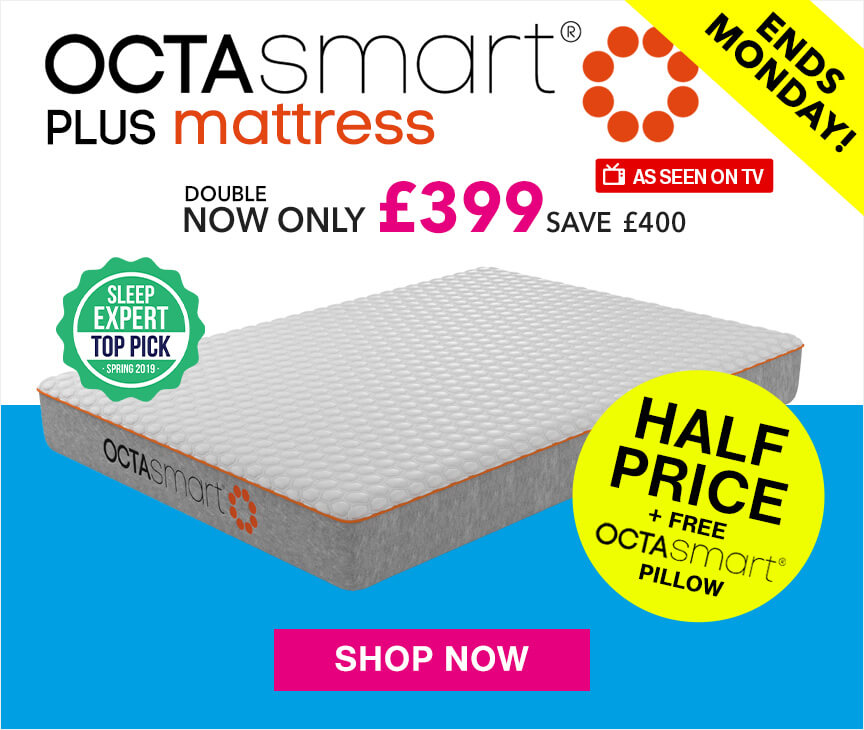 Octasmart Memory Foam Mattress