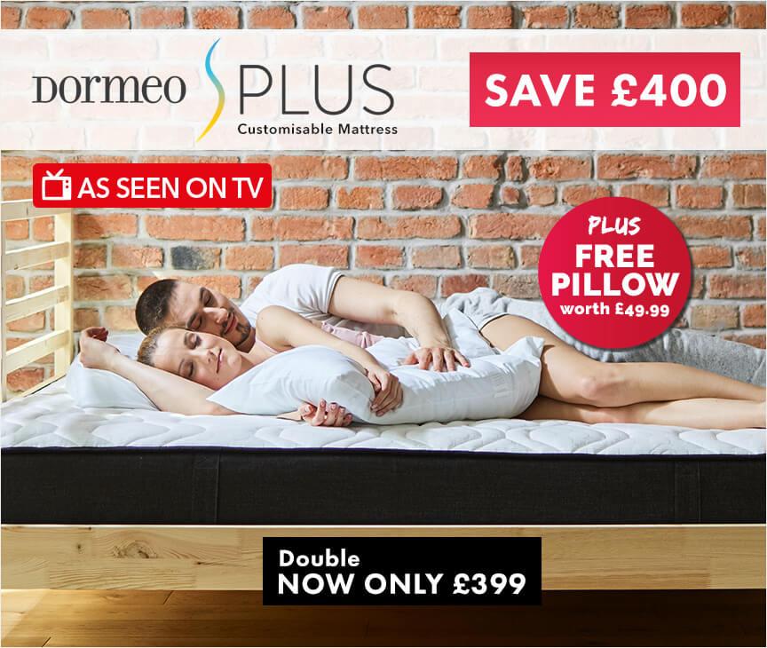 Dormeo S Plus Mattress Sale