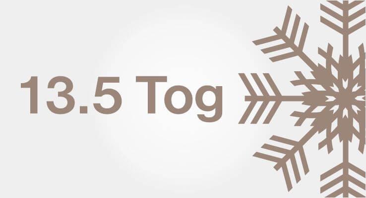 13.5 TOG Rating
