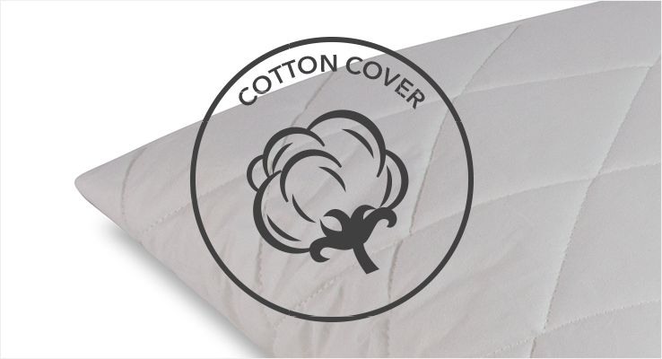 Cotton Quilted Cover